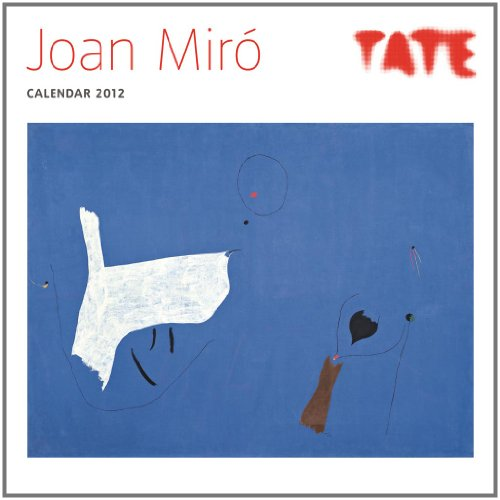 9780857750068: Calendar 2012 TATE Joan Miró (Flame Tree Art Calendars) Wall 30 x 30 cm (12 x 12 in)