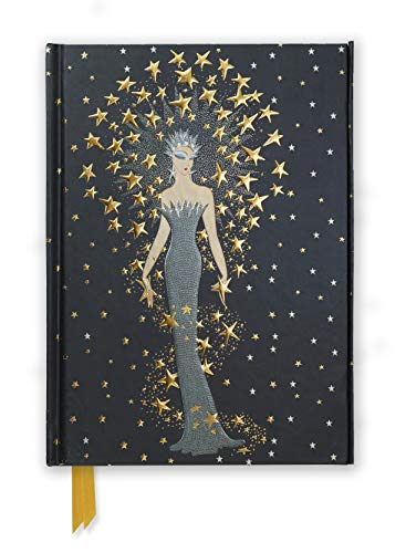 9780857751133: Erté Starstruck (Foiled Journal) (Flame Tree Notebooks)