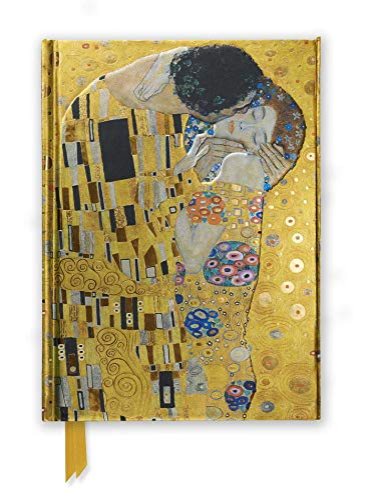 9780857751157: KLIMT Kiss (Foiled Journal) (Flame Tree Notebooks)
