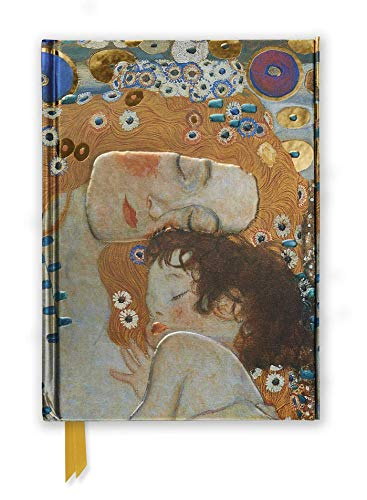 9780857751164: Gustav Klimt: Three Ages of Woman (Foiled Journal) (Flame Tree Notebooks)