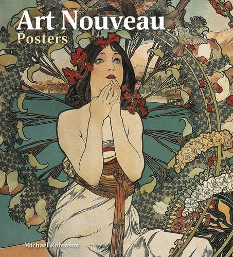 9780857752543: 100 Art Nouveau Posters. (Masterpieces of Art)