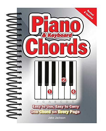 9780857752642: Piano & Keyboard Chords: Easy-to-Use, Easy-to-Carry, One Chord on Every Page