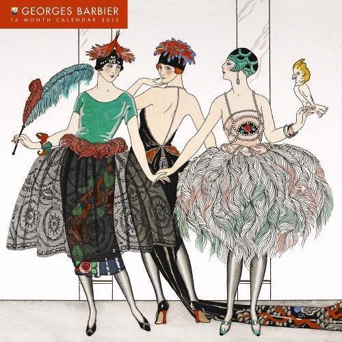 9780857753076: Georges Barbier calendar 2013