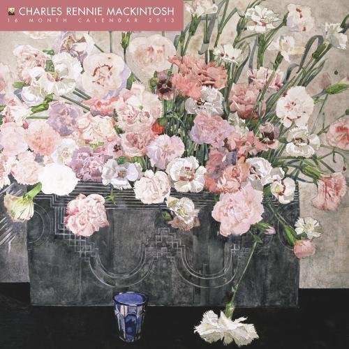 9780857753113: Charles Rennie Mackintosh Calendar 2013