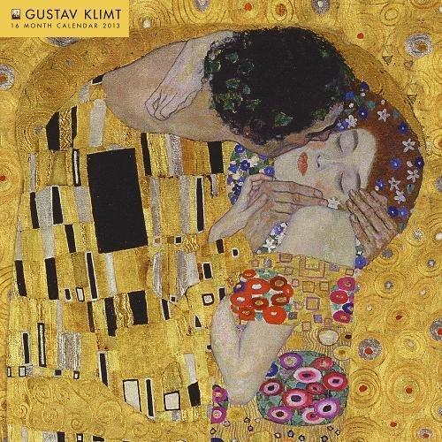 9780857753175: Gustav Klimt Calendar 2013