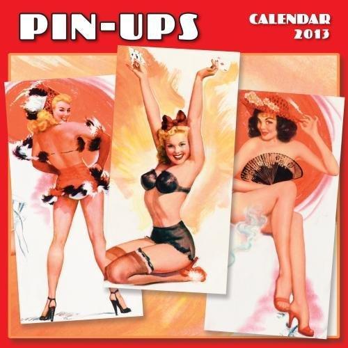 9780857753298: Pin-Ups Calendar 2013