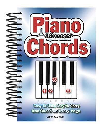 9780857753755: Advanced Piano Chords (Easy-To-Use)