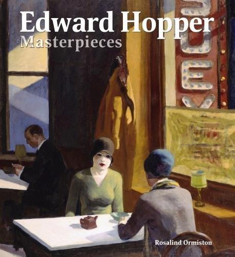 9780857753779: Edward Hopper Masterpieces (Masterpieces of Art)