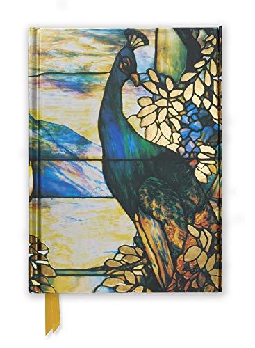 9780857753793: Tiffany Landscape Leaded Glass Window (Foiled Journal) (Flame Tree Notebooks)