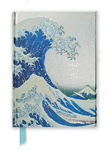 9780857753816: Hokusai the Great Wave (Foiled Journal)