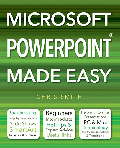 9780857755247: Microsoft Powerpoint Made Easy