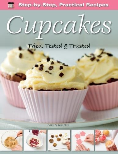 9780857756060: Step-by-Step Practical Recipes: Cupcakes