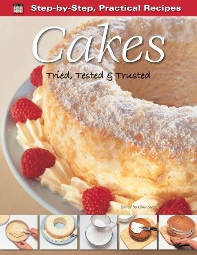 9780857756107: Step-by-Step Practical Recipes: Cakes