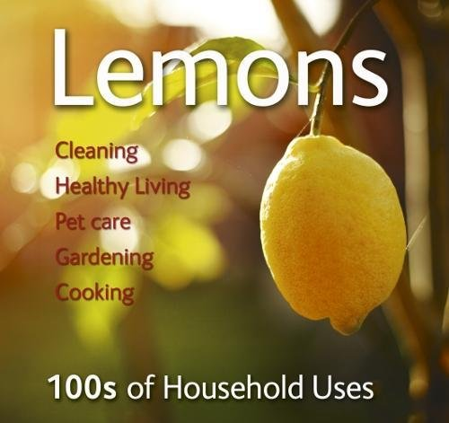 9780857756190: Lemons: 100s of Household Uses