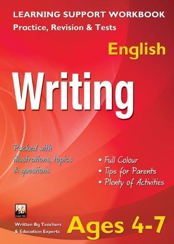 9780857756329: English: Writing, Ages 4-7: Home Learning, Support for the Curriculum (Home Learning English Age 4-7)