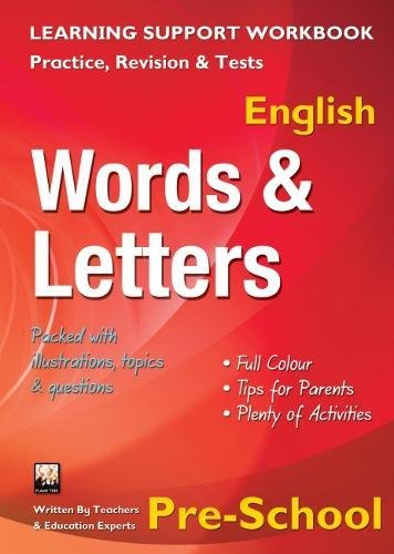 9780857756367: Words & Letters, Pre-school (English)