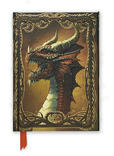 Dragon - Red (Foiled Journal) (Flame Tree Notebooks)