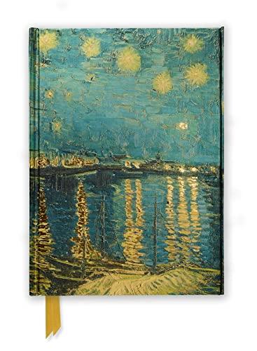9780857756626: Van Gogh, Starry Night (Flame Tree Notebooks)