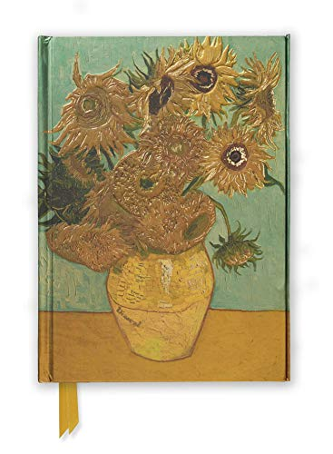 9780857756633: Van Gogh, Sunflowers (Flame Tree Notebooks)
