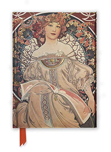 9780857756671: Mucha: Reverie (Foiled Journal) (Flame Tree Notebooks)