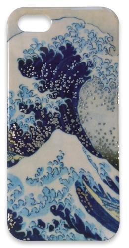 9780857756732: Flame Tree iPhone Case (Great Wave) (iPhone 5 & 5S Cases)