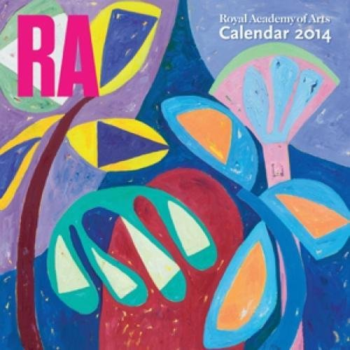 9780857757067: Royal Academy of Arts 2014 Square 12x12 Flame Tree