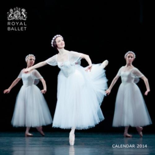 9780857757104: Royal Ballet 2014 Square 12x12 Flame Tree