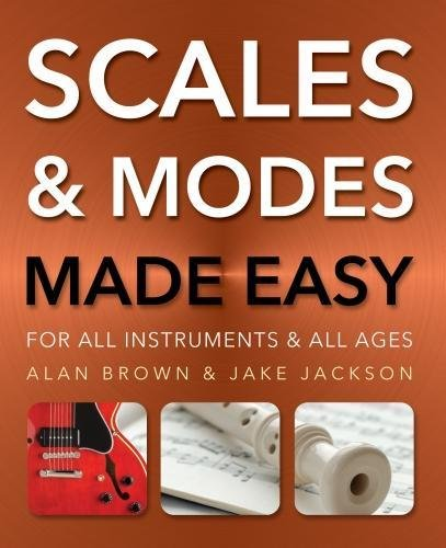 9780857758033: Scales and Modes Made Easy: For All Instruments and All Ages (Music Made Easy)