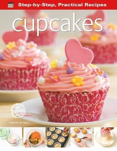9780857758538: Step-By-Step Practical Recipes: Cupcakes