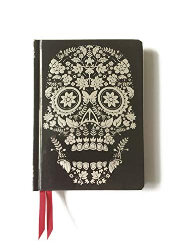 9780857758828: Flower Skull. (Contemporary Foiled Journal) (Contemporary Journals)