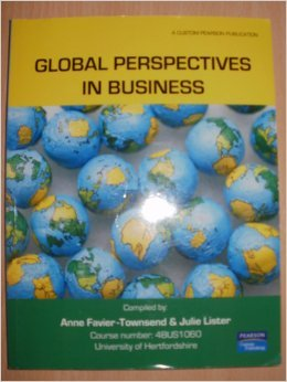 Global Perspectives in Business: Favier-Townsend, Anne &