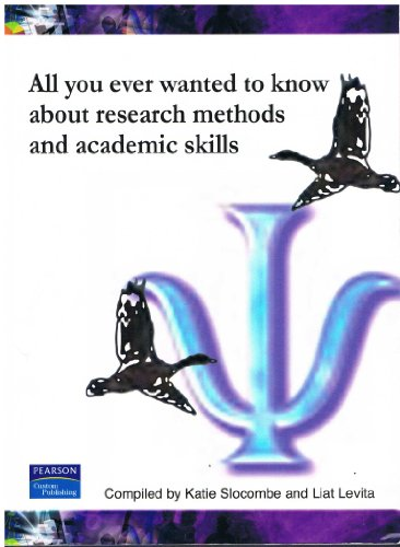 9780857760999: All You Ever Wanted To Know About Research Methods and Academic Skills