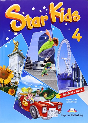 9780857770431: Star Kids 4. Pupil's Book