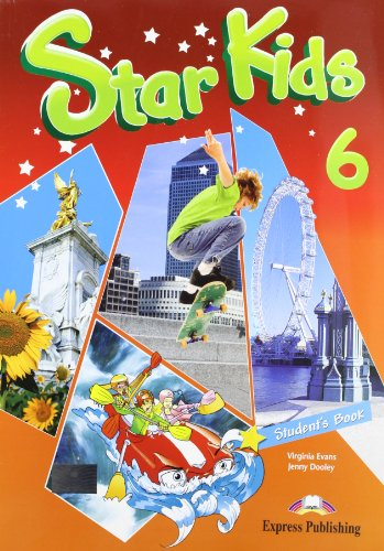 9780857770479: Star Kids: Pupil's Pack (Latin America) No. 6