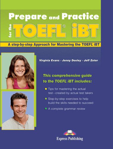 9780857770844: Prepare and Practice for the TOEFL IBT: Student's Book (international)