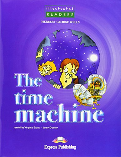 9780857770905: The Time Machine Illustrated Reader: Multi-rom Pal Pack