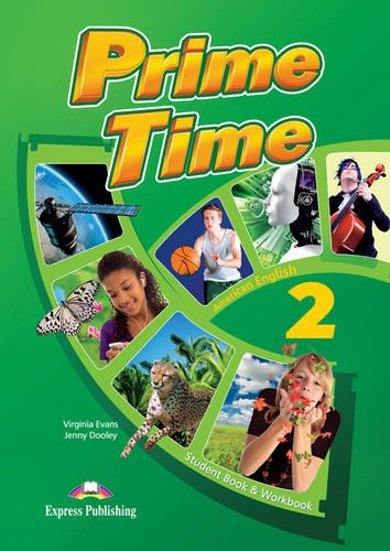9780857771186: Prime Time: Student Book and Workbook (US) Level 2