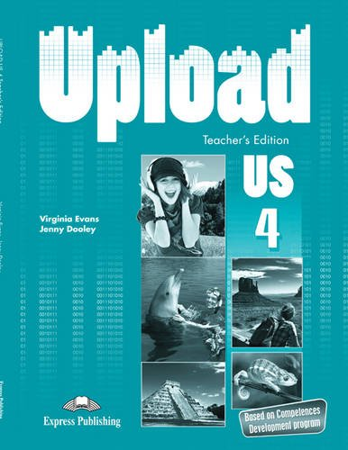 9780857771544: Upload: Teacher's Book (US) No. 4