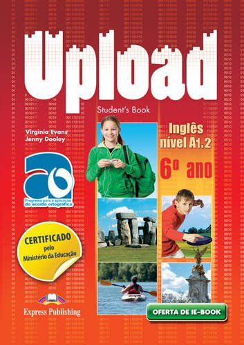 9780857771605: Upload Ano: Student's Book (Portugal) No. 6