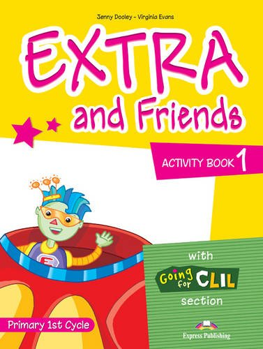 9780857771940: Extra and Friends: Primary 1st Cycle No. 1