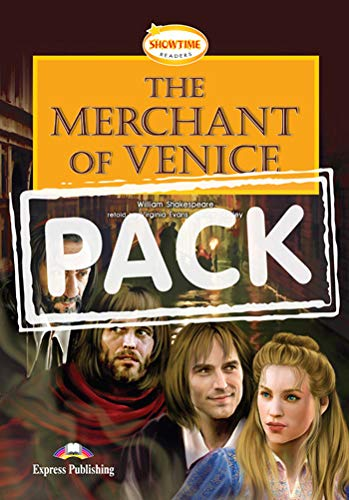 9780857771957: The Merchant of Venice Illustrated Reader: Student's Pack 2 (international)