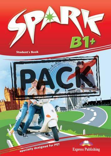 9780857772336: Spark. B1. Student's book. Con e-book. Con espansione online. Per le Scuole superiori