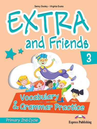 9780857772640: Extra & Friends: Primary 2nd Cycle Level 3