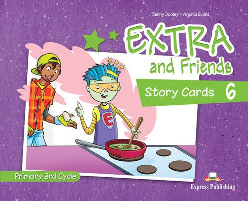 9780857772800: Extra & Friends: Primary 3rd Cycle Level 6
