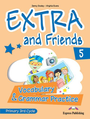 9780857772909: Extra & Friends: Primary 3rd Cycle No. 5