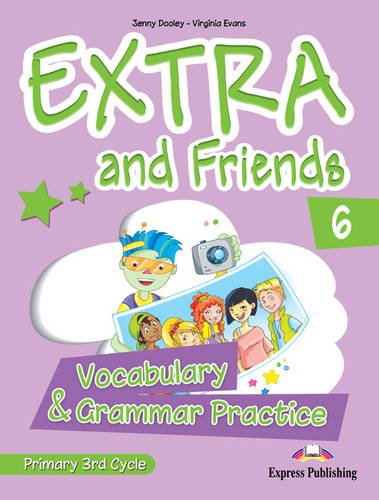 9780857773012: Extra & Friends: Primary 3rd Cycle No. 6