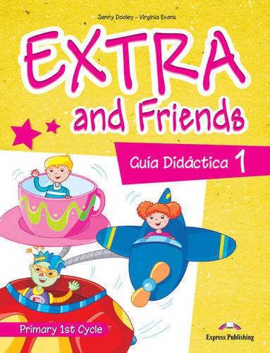 9780857773258: Extra & Friends: Primary 1st Cycle No. 1
