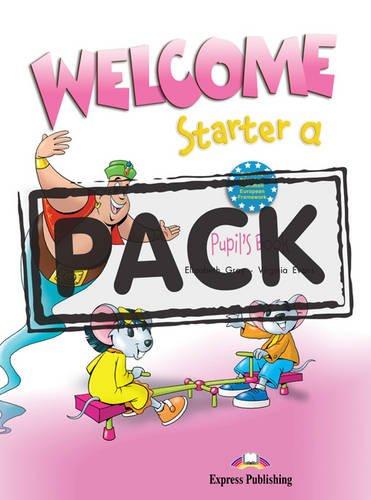9780857773432: Welcome Starter A: Pupil's Pack PAL (international)