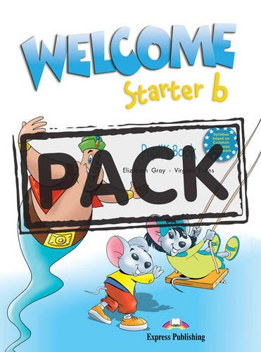 9780857773456: Welcome Starter B: Pupil's Pack with Dvd Pal (international)