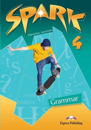 9780857773937: Spark: Grammar Book (International) Level 1